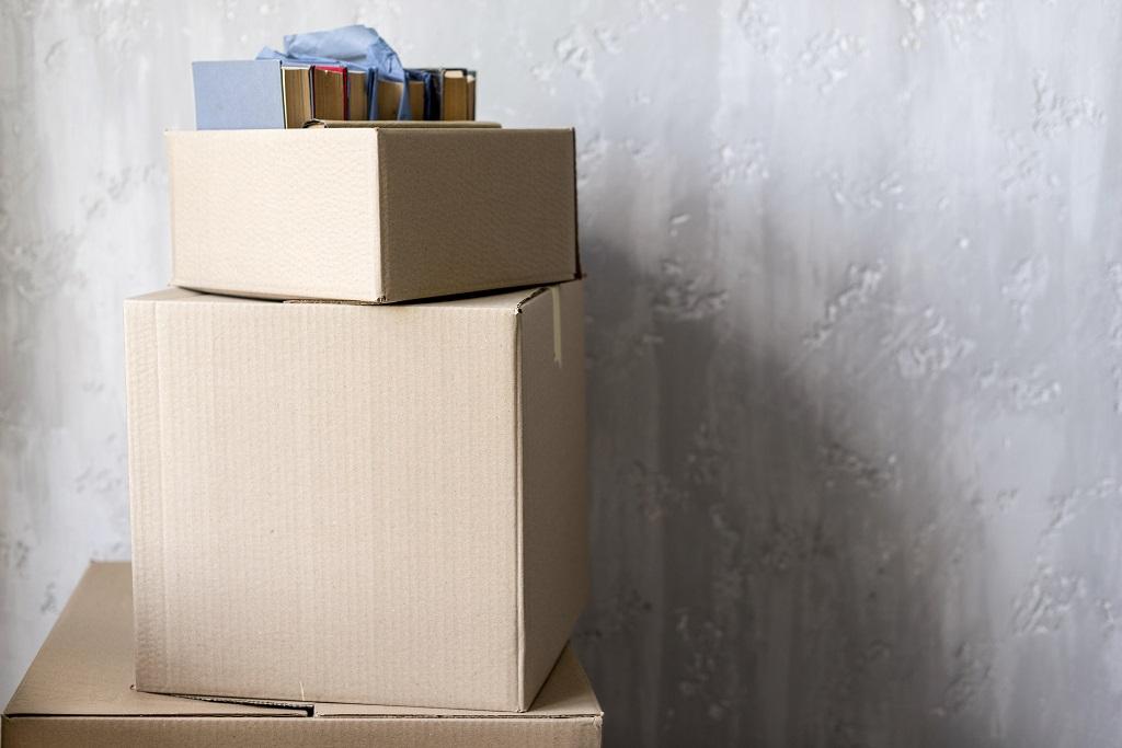 Opciones de embalaje para mudanzas