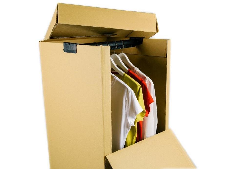 cajas armario para mudanzas