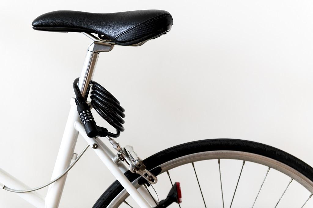 mudanza con bicicleta